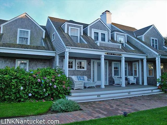 On a Whim Nantucket Retreat