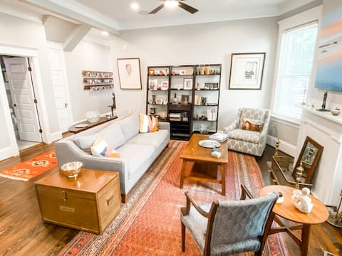 Delightful Private Suite in Museum District Home