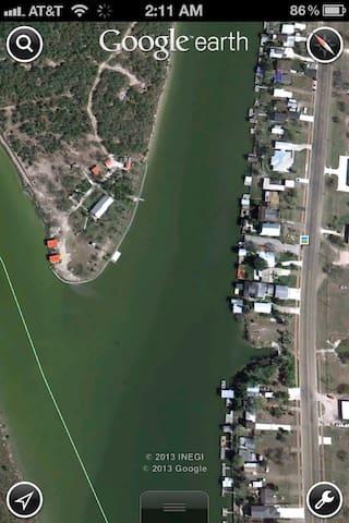 Fishing / Hunting Lodge Dos Rios - Rio Hondo - Pondok alam