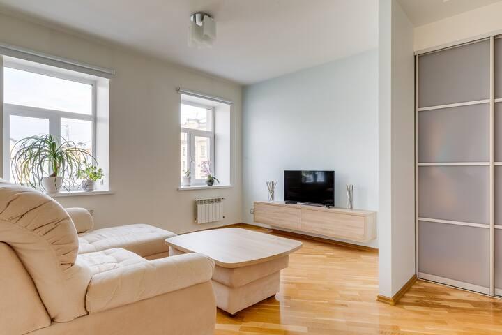 Апартаменты на Лермонтовском