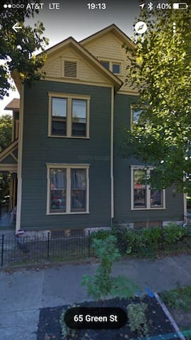 Historical Home in Oregon District - Dayton