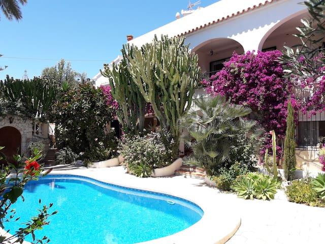 Casa Callas, Moraira, apartemento/piscina comunal