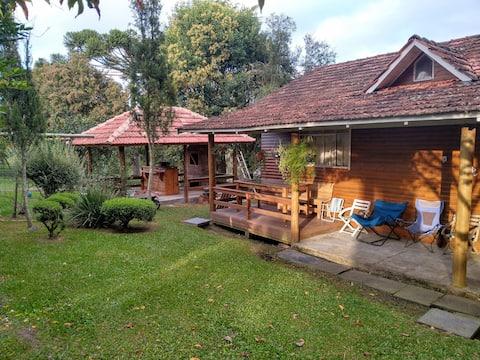 Casa de Campo em Lages - 25 km pela Br282