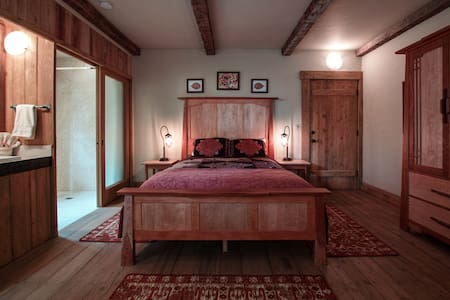 Black Barn Cherry Room