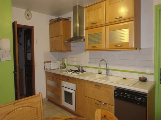 Chambre chez l'habitant - Albertville - Rumah