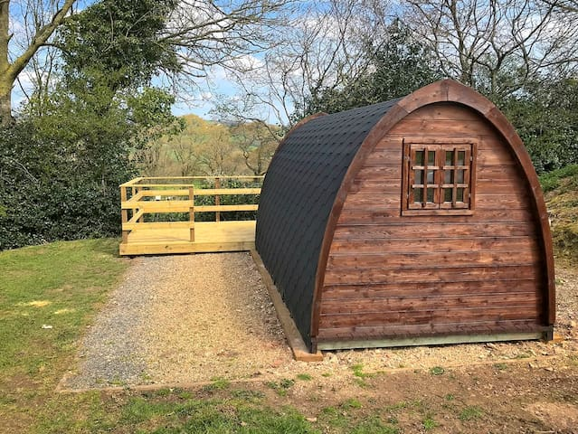 Plot G21 - Samwise Glamping Pod - 2 People
