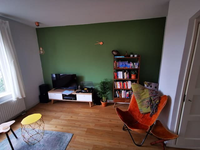 Comfortable house near the center of Utrecht