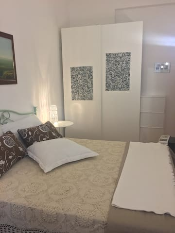 Room Sassi in villa panoramica