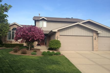 Beautiful Home in Tinley Park - Tinley Park