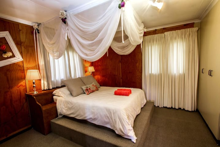 2 Sleeper Chalet (with Fire Place) - No 15