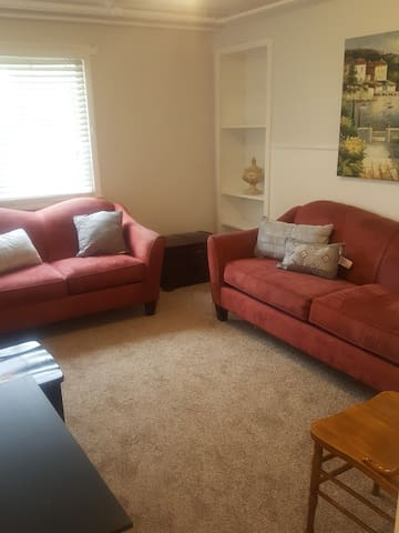 Charming apt by downtown SLC & 8 min to AIRPORT!