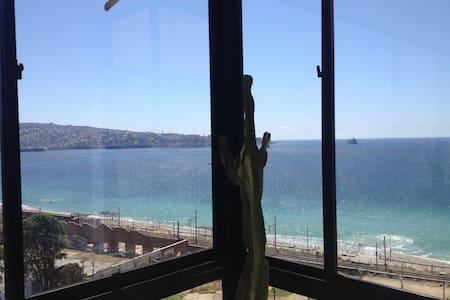 Dos habitaciones privadas - Valparaíso