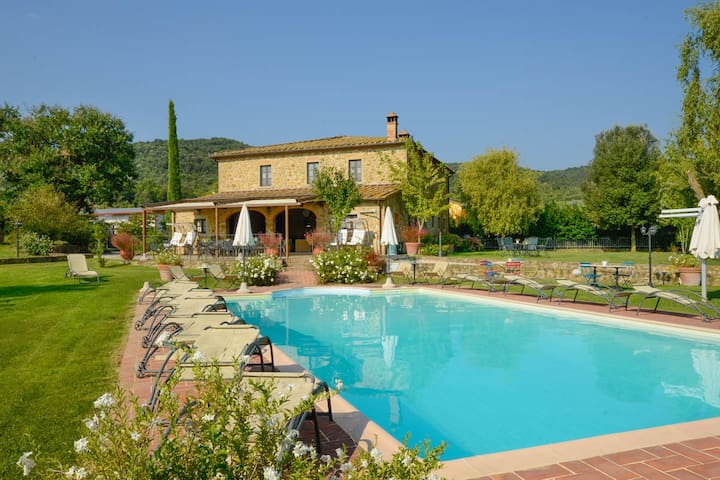 Villa with Pool Casa la Quiete - Civitella in Val di Chiana - Ház