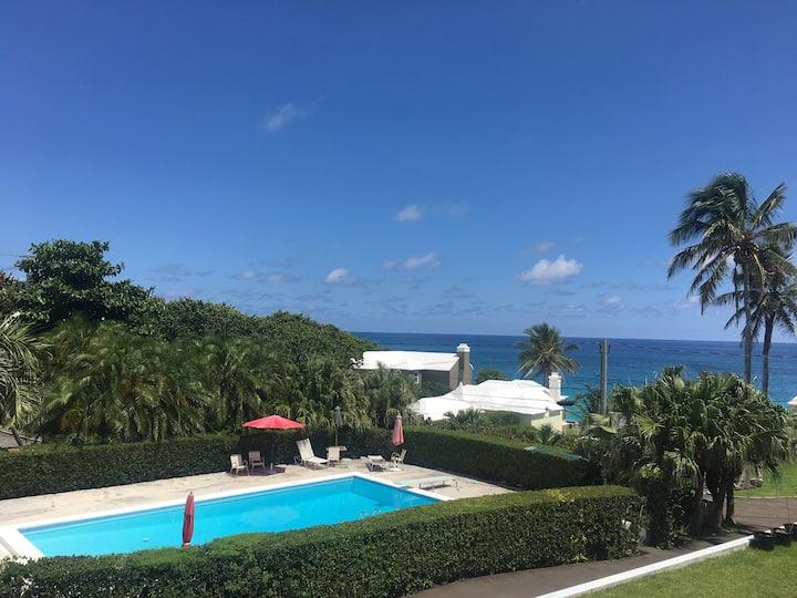 Perfect Island Getaway - Private Beach & Pool