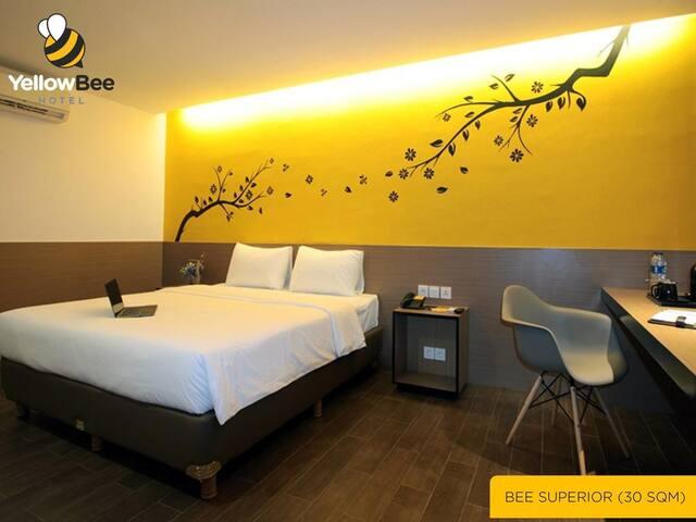 Superior Room 2 @ Robinson Mall Tangerang