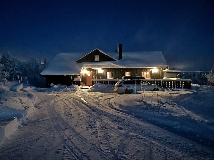 Family friendly cabin in Solberglia, Trysil 130 m2