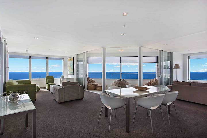❤️ Superhost Level 40 SkyHome | 2 bedrooms +Family