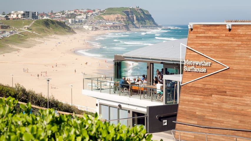 Sandstone Beach Cottage - Merewether - Hus
