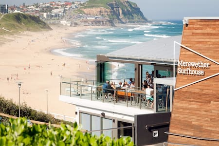 Sandstone Beach Cottage - Merewether