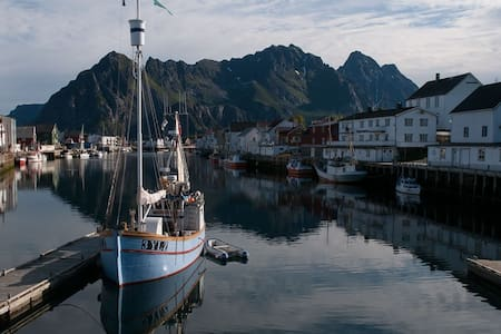 Rent a room in Lofoten - Vågan - Appartement