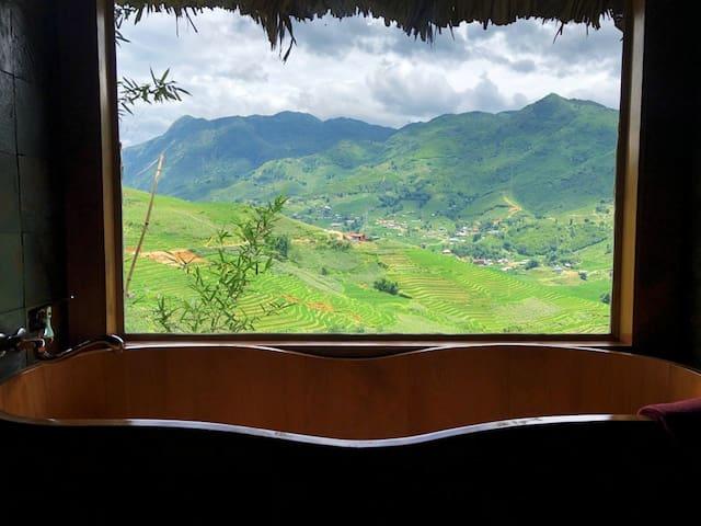 Romantic Bungalow - Mountain View