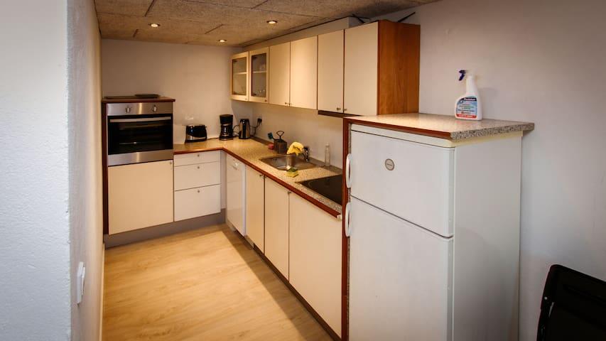 Hyggelig lejlighed på landet - Skanderborg - Apartamento