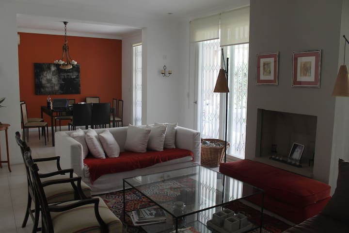 habitacion para 2 personas con aire - Vicente López - Bed & Breakfast
