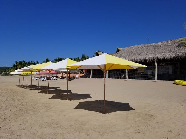 Vamonos de camping a Punta Perula Jalisco