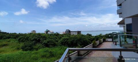Above & Beyond _1BHK- Sea view Apartment