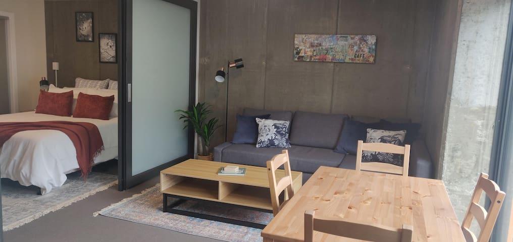 Contemporary Thorndon Apartment