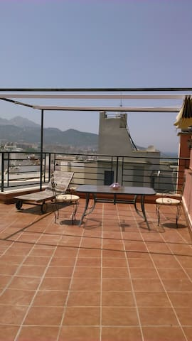 Atico exclusivo. OFERTA ESPECIAL SAN VALENTIN - Ceuta - Apartment