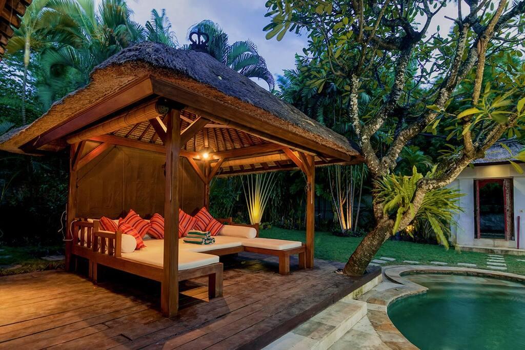 Relax in the veranda