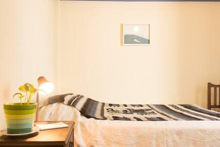 Brighty room in beautiful house w/ breakfast - Mendoza