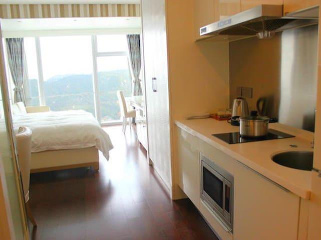 厦大看海世茂海峡五星级公寓 - 厦门 - Wohnung