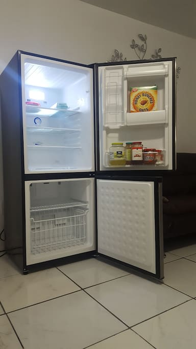 Medium sized fridge