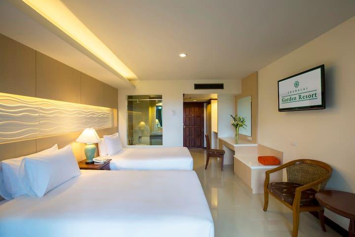 Luxury Room - Chanalai Garden Resort Kata Beach Phuket
