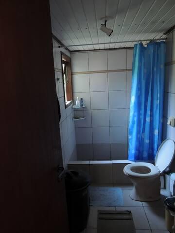 Banheiro piso térreo