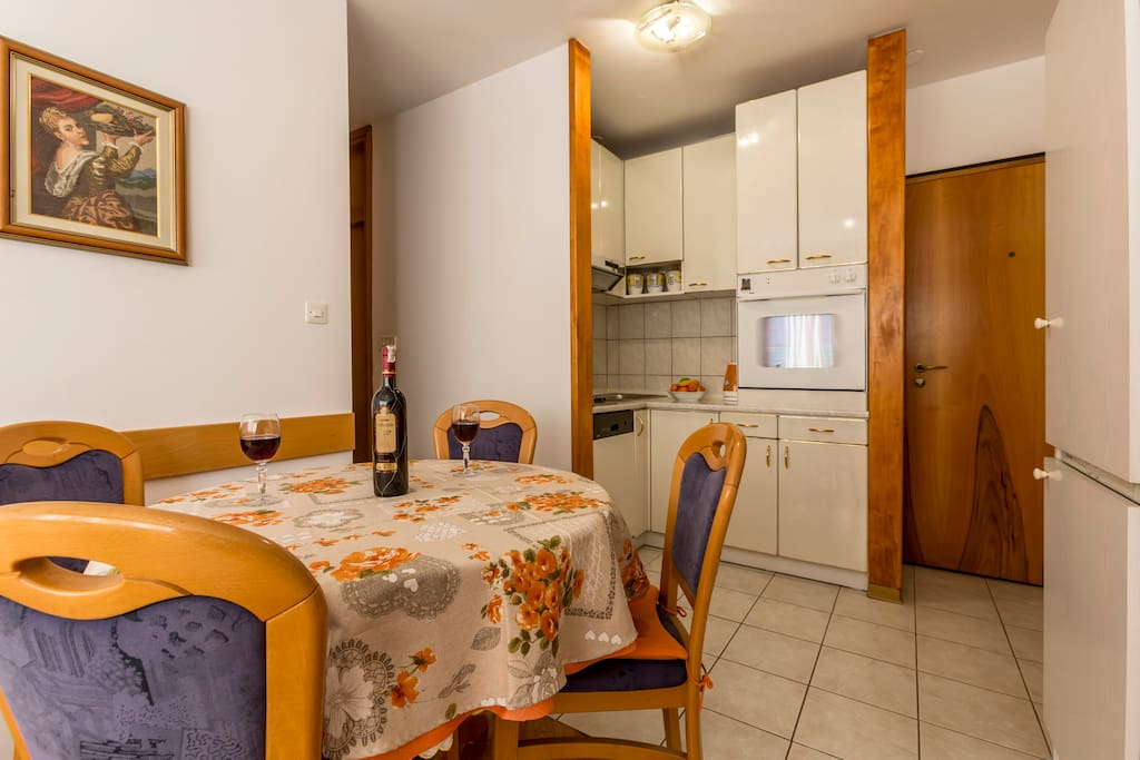 Small apartment is your place to stay in Split