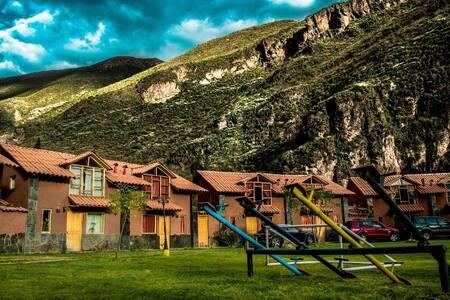 Casita de Campo Villa Lamay en pleno Valle Sagrado