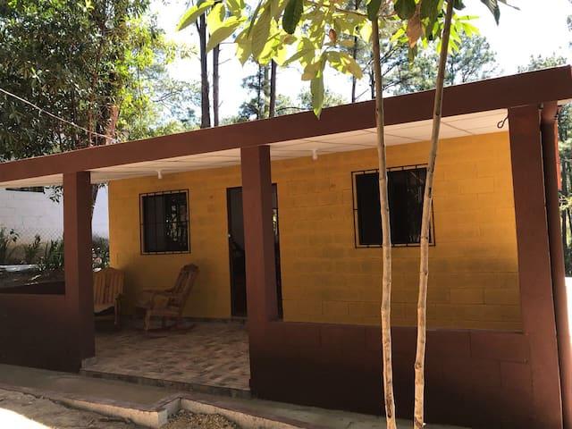Casa de Campo San Ignacio Chalatenango El Salvador