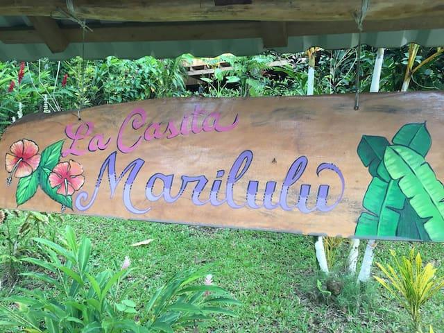 Casita Marilulu - bellas vistas y brisas tropicals
