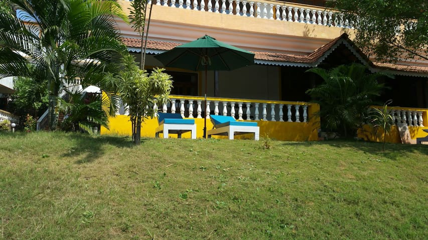 Spacious luxury 2 bhk villa - Candolim - Villa