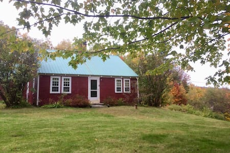Peaceful Remote Mountaintop Retreat in Chatham NH