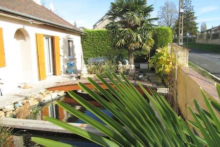 Résidence Loulamega - Voinsles - บ้าน