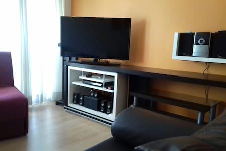 DPTO AL FRENTE B° LA PERLA, MODERNO AMB LUMINOSO - Mar del Plata - Appartamento