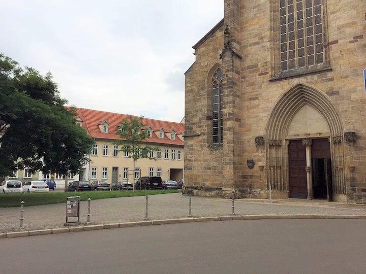 Appartement inmitten der Erfurter Altstadt