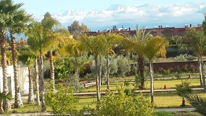 Villa Paix et Palmiers - Marrakesh