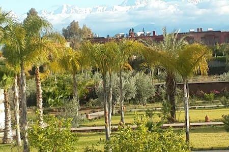 Villa Paix et Palmiers - Marrakesh - Villa