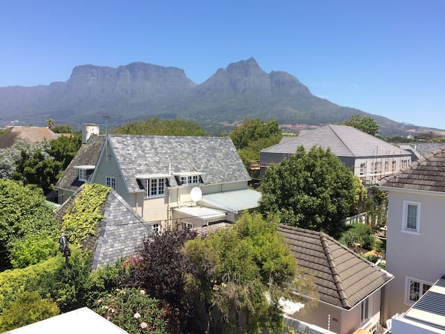 Comfort & Space: Hospitals, UCT, City, Seas, Vines