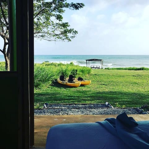 The Longboarder Surf Camp & Hostel